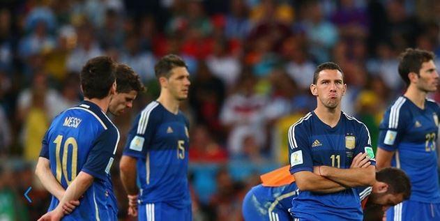 La delusione argentina