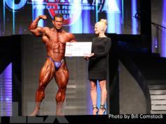 Mister Olympia 2014, Steve Kuclo nono: meglio Victor Martinez?