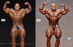 Mister Olympia 2014, nel 2015 'Big Ramy' supererà Heath?