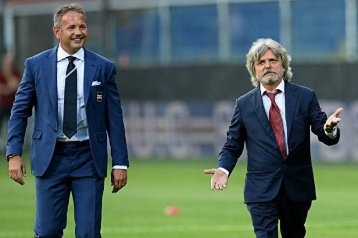 Samp-Roma: Ferrero alza il volume, Mihajlovic lo riabbassa