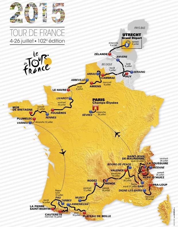 map_route Tour 2015