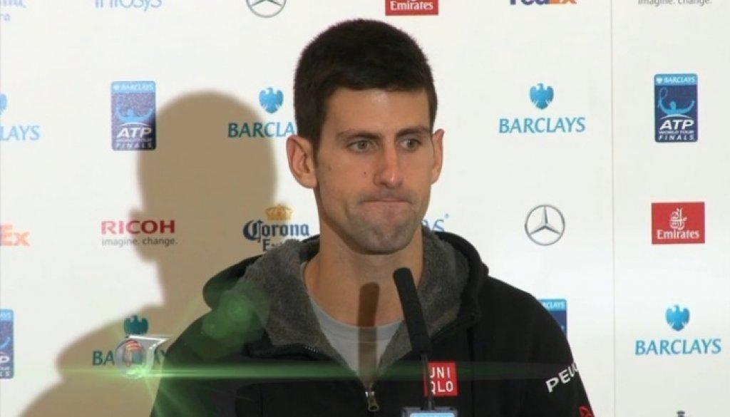 Novak Djokovic cambia tutto: rompe con l'allenatore e lo staff