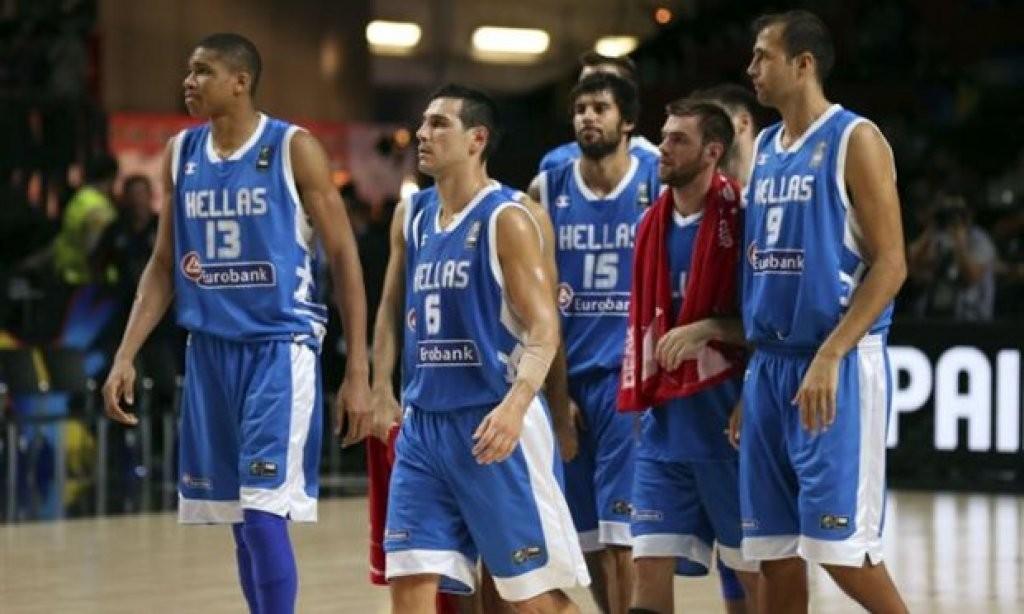 Nazionale greca di basket