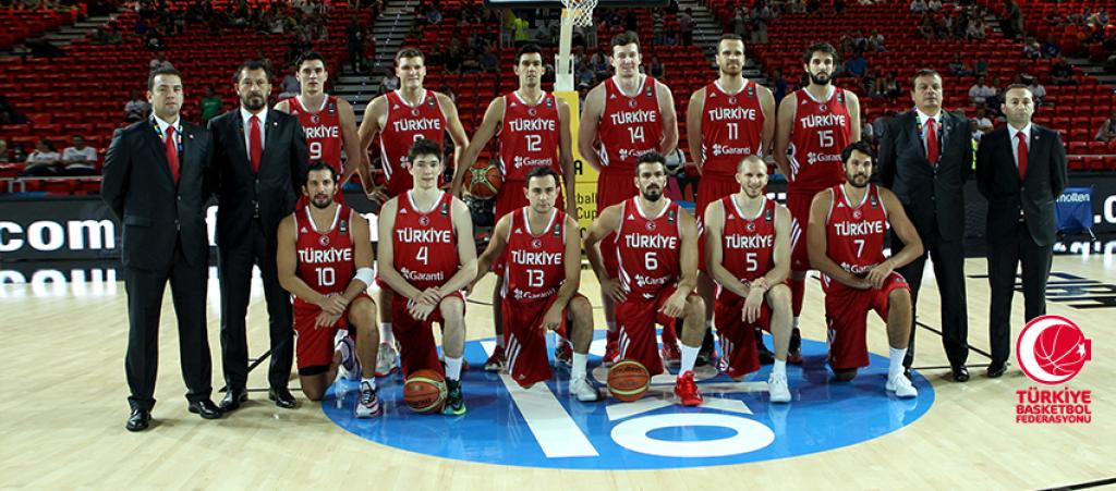 Nazionale Turchia basket