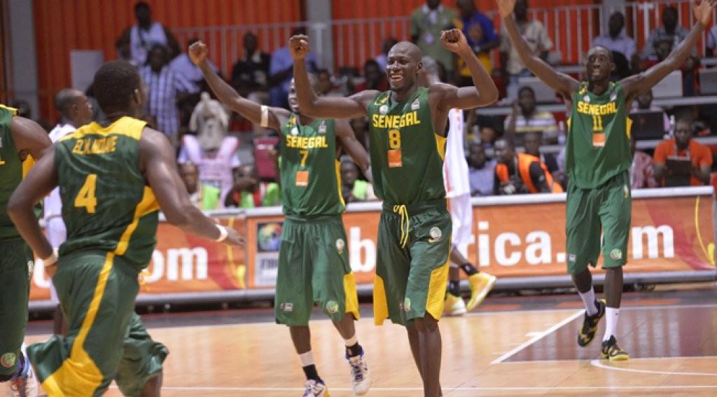 Nazionale Senegal basket