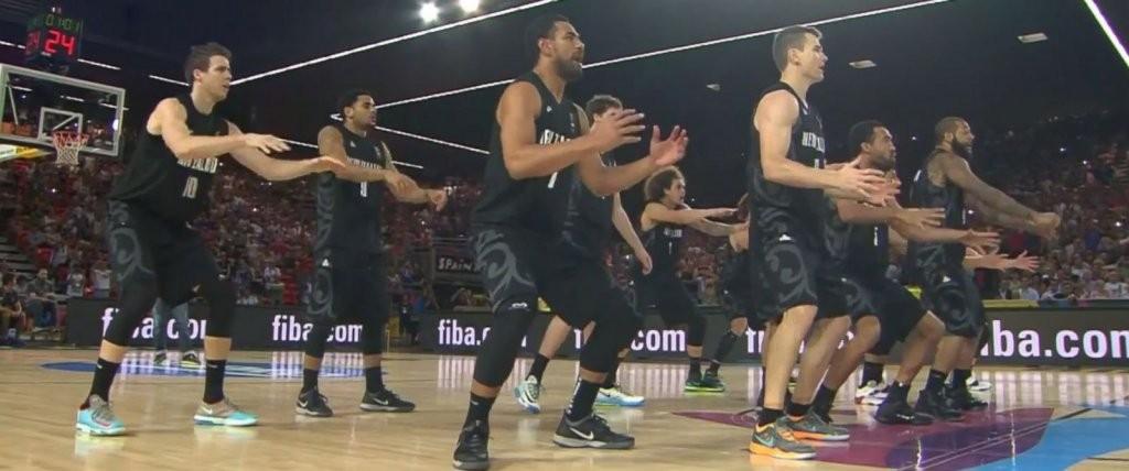 Nazionale Nuova Zelanda basket