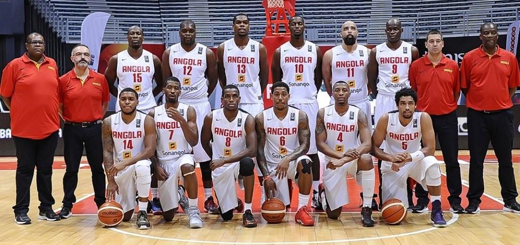 Nazionale dell'Angola