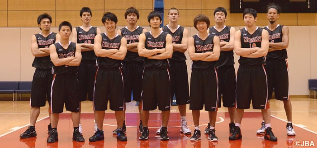 Nazionale Giappone basket