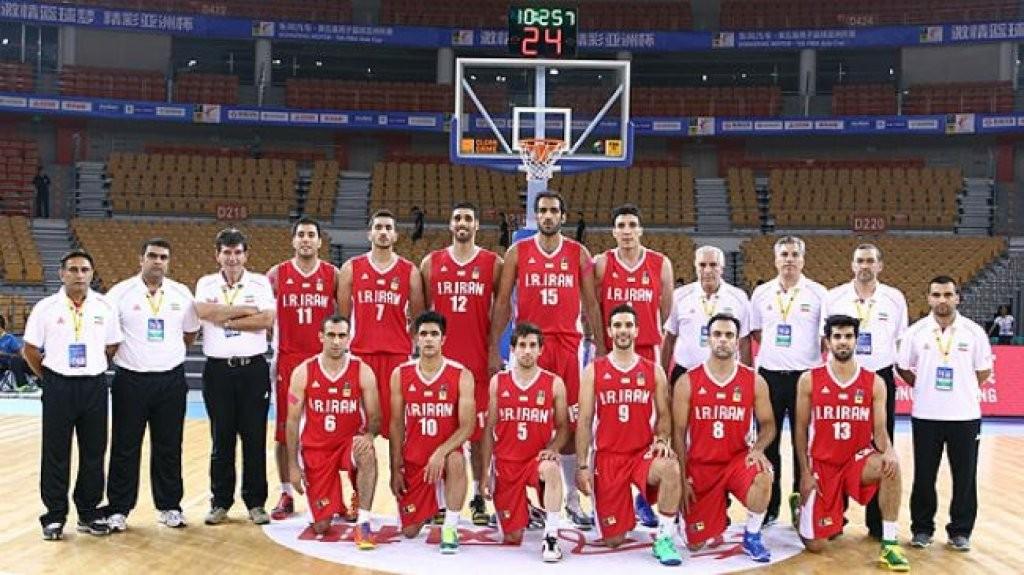 Nazionale Iran basket