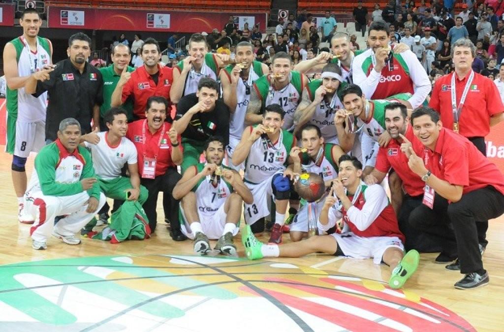 Nazionale Messico basket
