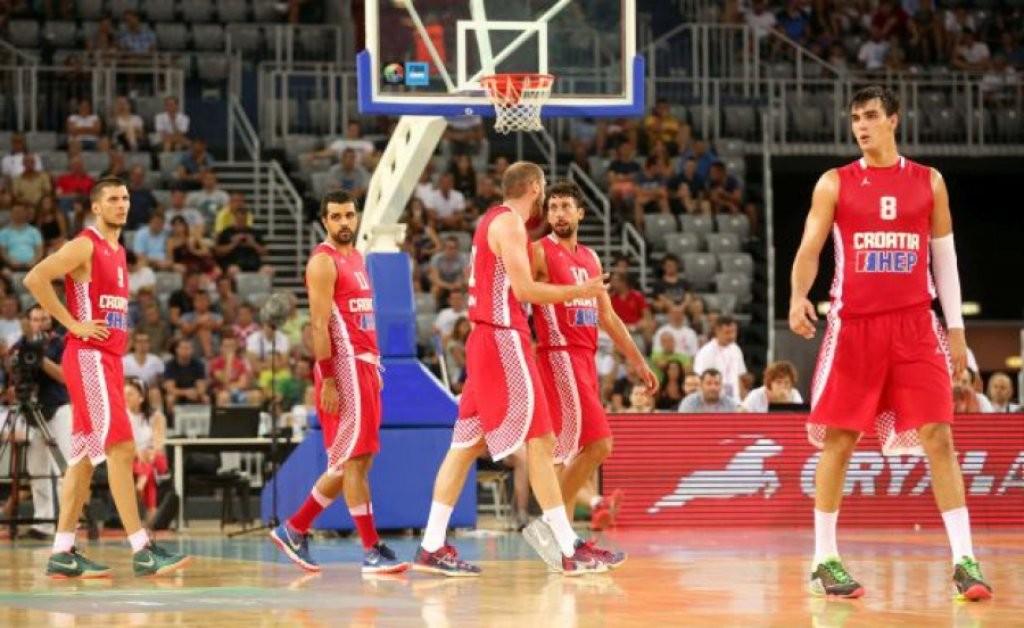 Nazionale Croazia basket