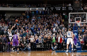 Buzzer beater di Deron Williams