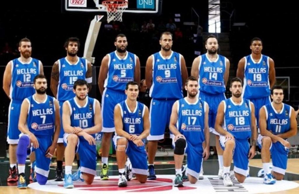 Nazionale Grecia basket