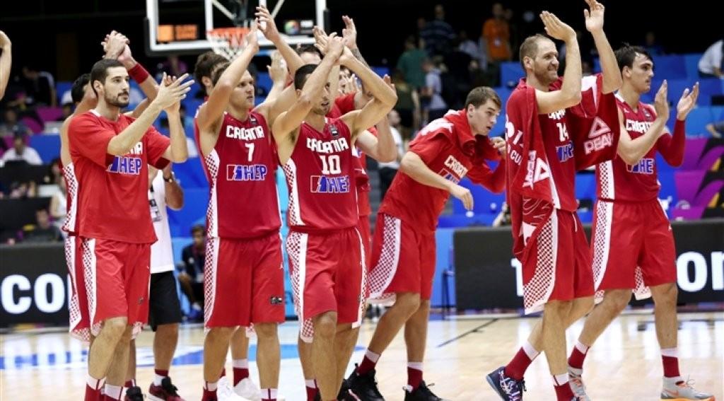 Nazionale croata di basket