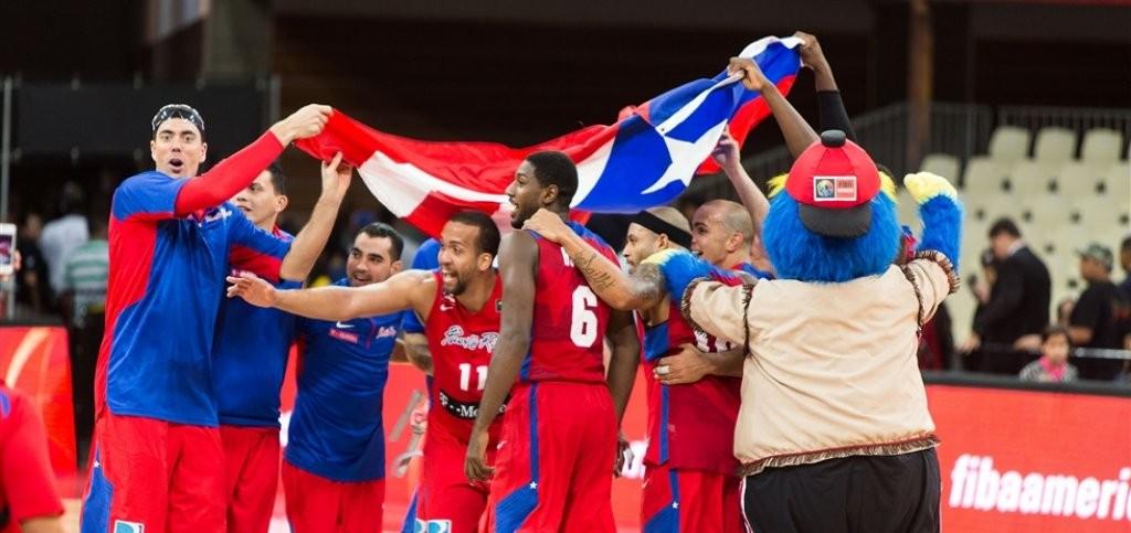Nazionale Portorico basket