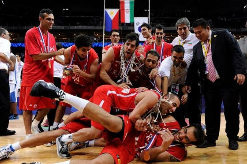 Nazionale iraniana di basket
