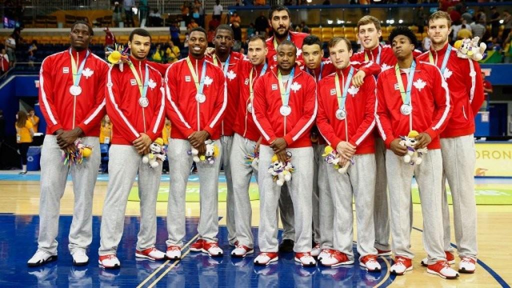 Nazionale Canada basket