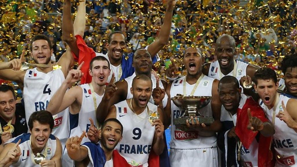Nazionale Francia basket