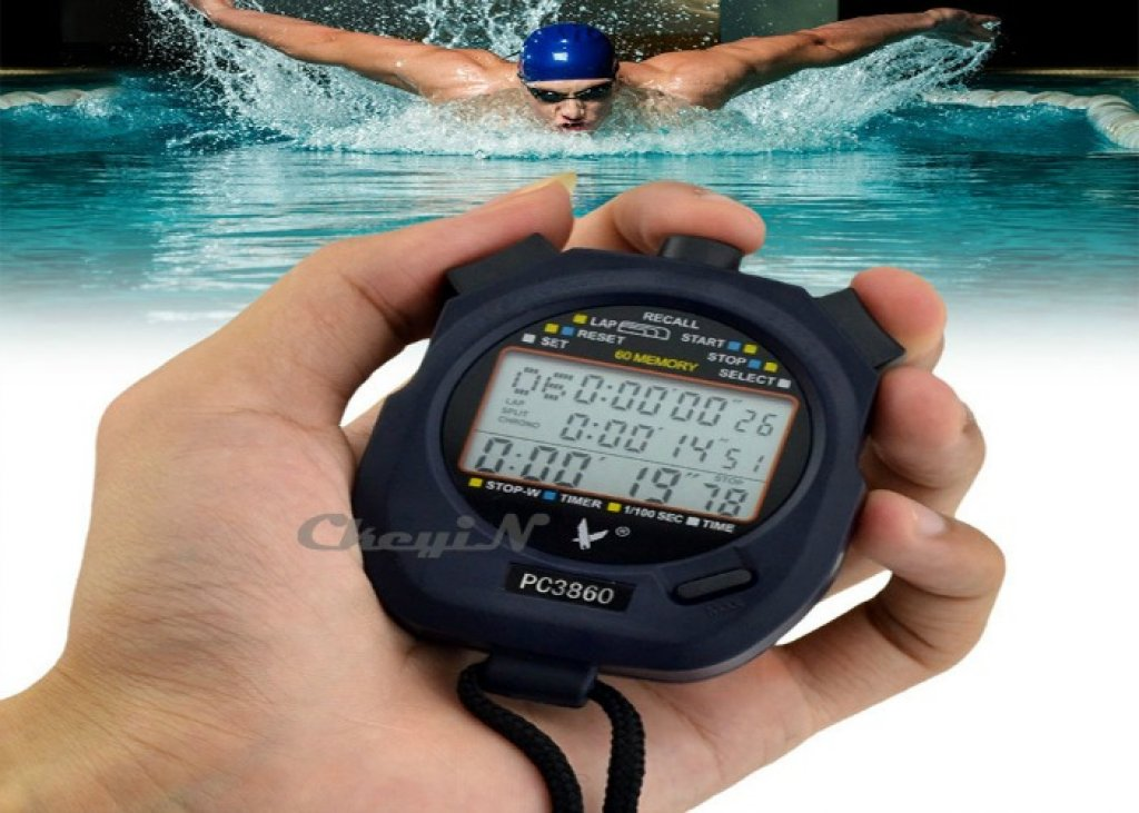 Blue-3-Row-60-LapsDigital-font-b-Display-b-font-Stopwatch-Recallable-Memory-Athletics-Stopwatch-Swimming
