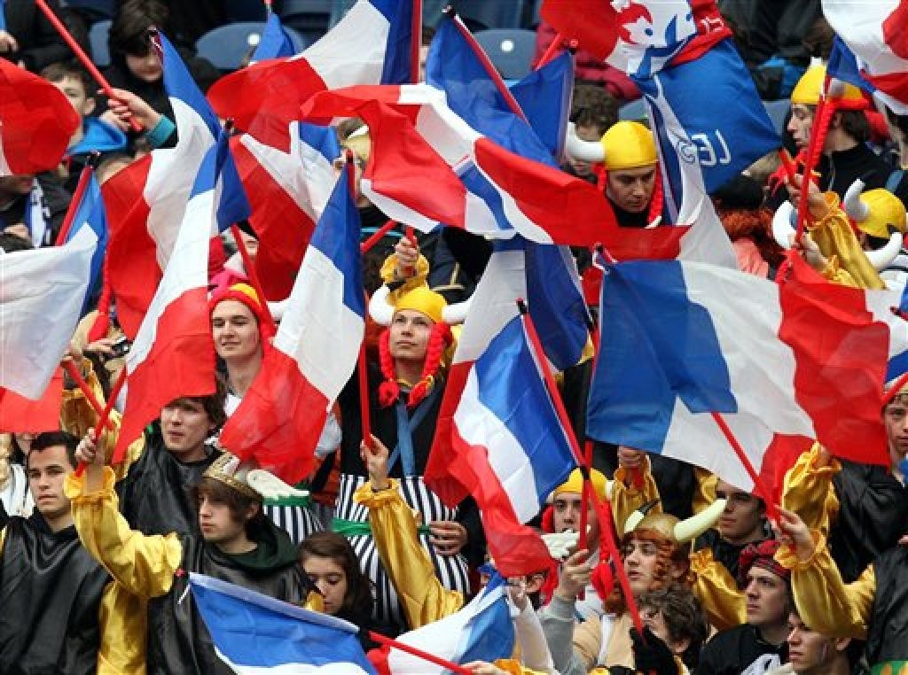 Britain Scotland France Rugby Six Nations