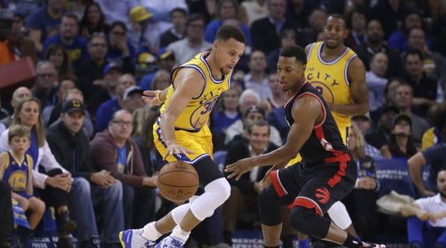 Curry vs Lowry