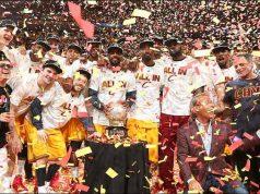 Cavaliers campioni