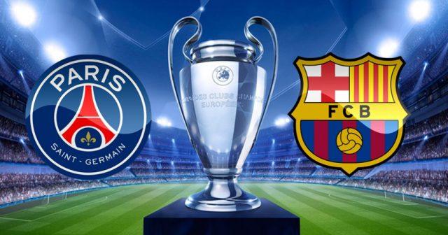 PSG - Barcellona