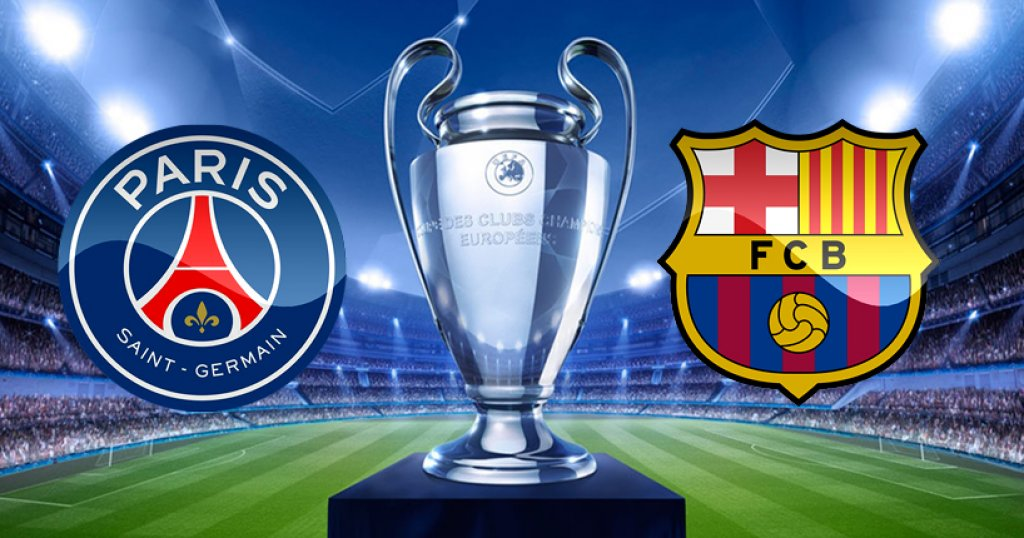 Paris Saint Germain-Barcellona 4-0 | Champions League