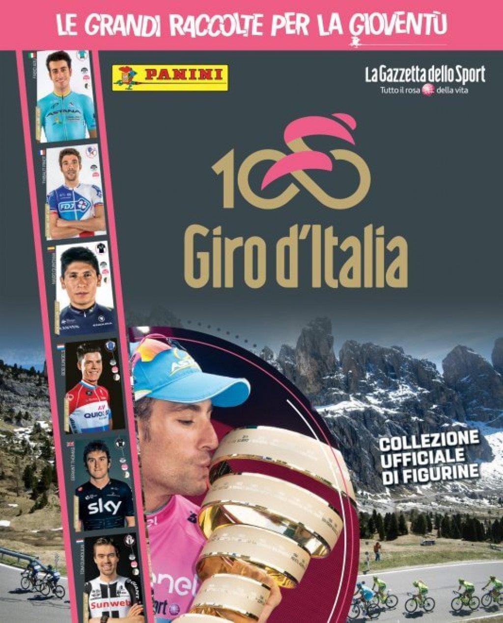 Giro -7: Il trofeo esposto a Milano