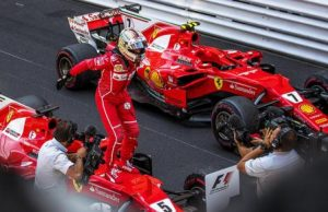 ferrari vettel F1