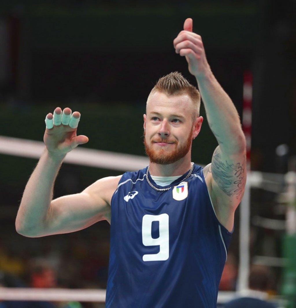 DiscordiaZaytsev Scarpe Della Nazionale VolleyLe Escluso Dalla Nn8OPk0wX
