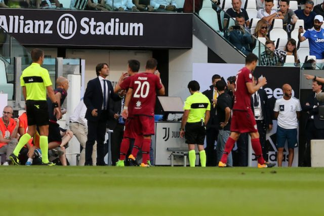 Juventus-Cagliari var