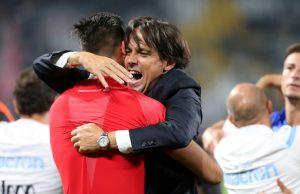 Juventus-Lazio, Simone Inzaghi